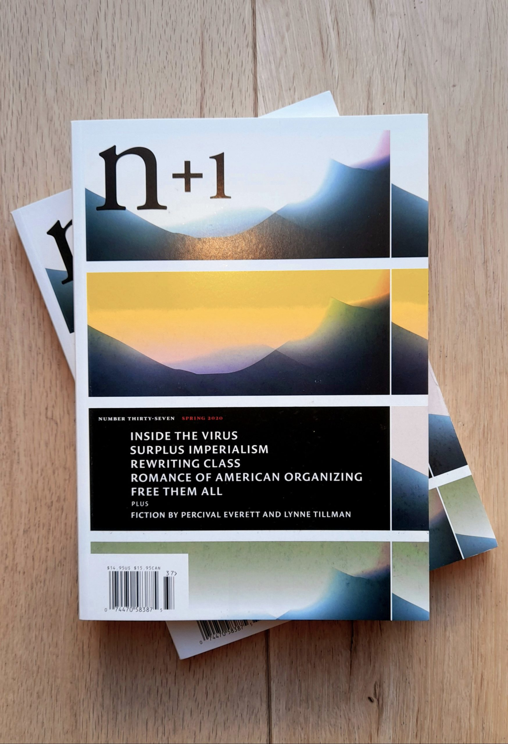 n + 1 – Issue 37: Transmission