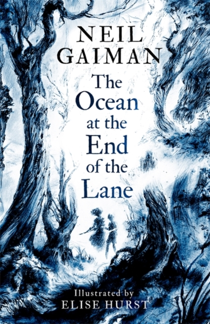 Signed Independent Bookshop Edition: The Ocean at the End of the Lane by Neil Gaiman