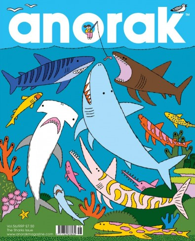 anorak – The Sharks Issue – vol 56