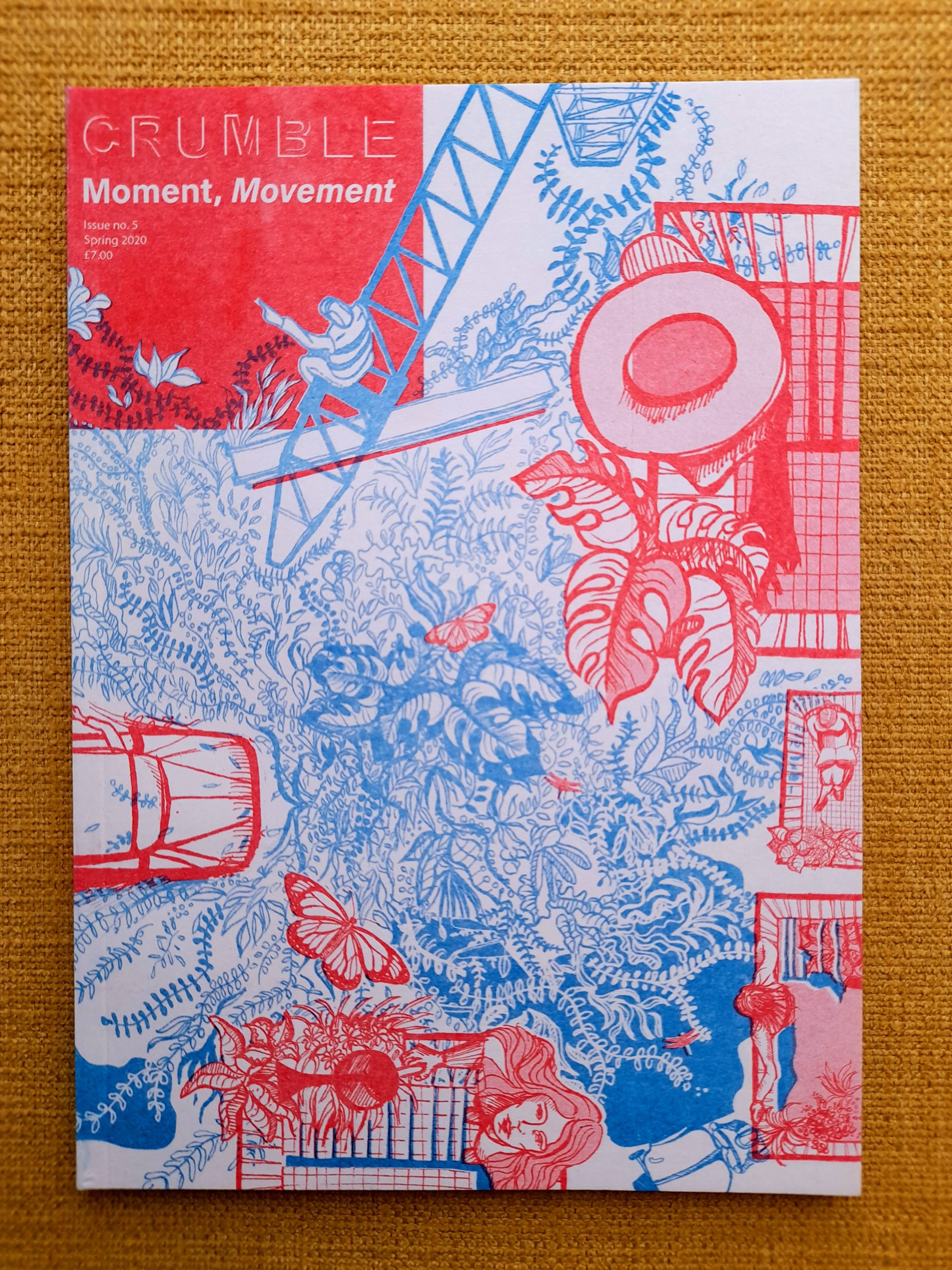 Crumble – Issue 5 Moment, Movement