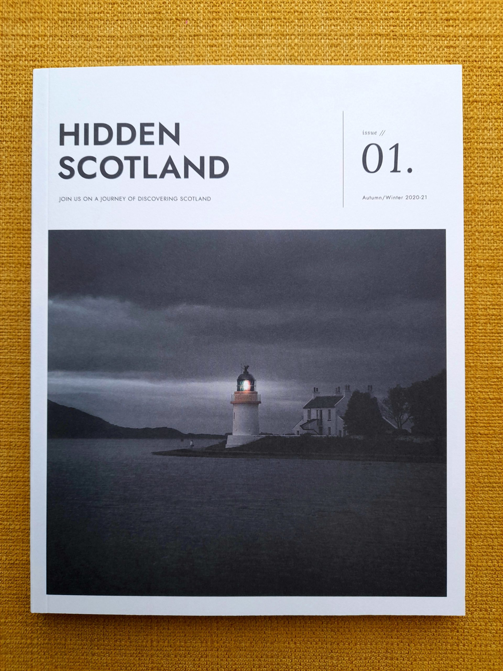 Hidden Scotland – Issue 1