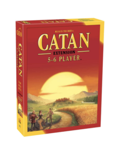 Catan Extension: 5 – 6 Player