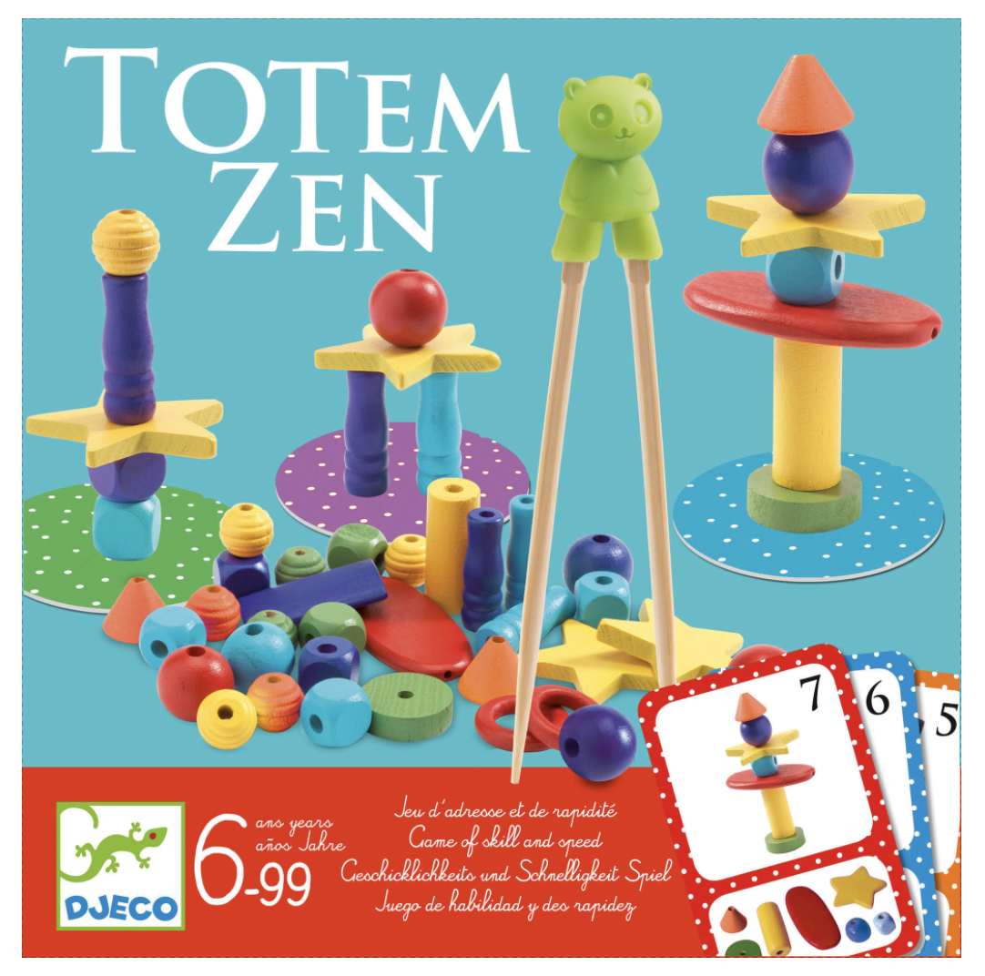 Totem Zen Game from Djeco