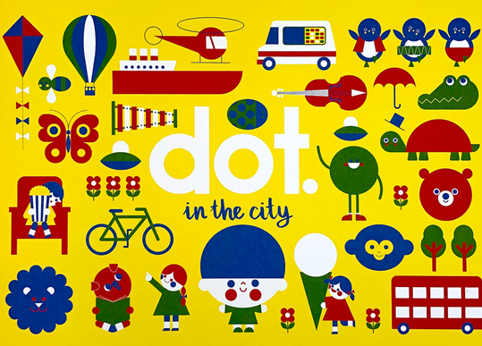 dot in the city