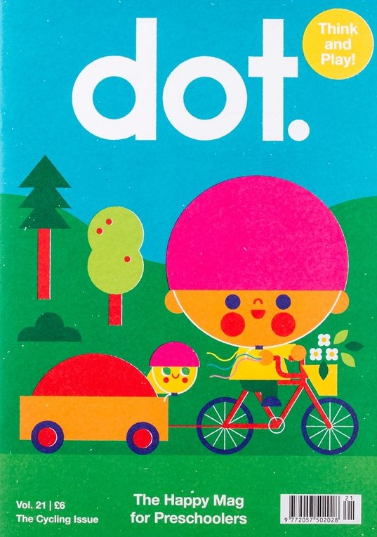 dot. magazine – The Cycling Issue – vol. 21