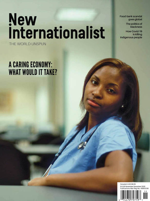 New Internationalist – Issue 528