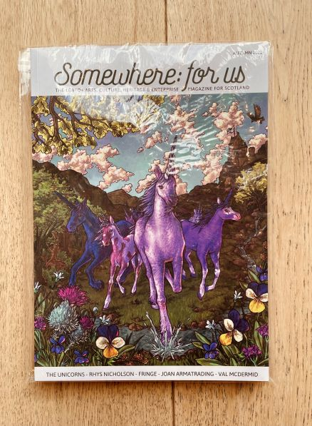 Somewhere: for us – Issue 4