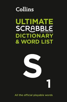 Ultimate SCRABBLE (R) Dictionary and Word List: All the Official Playable Words, Plus Tips and Strategy