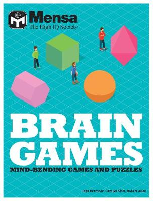 Mensa Brain Games Pack: Mind-bending games and puzzles
