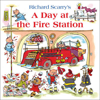 Day at the Fire Station, A