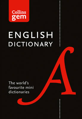 English Gem Dictionary: The World's Favourite Mini Dictionaries