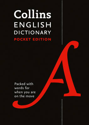 Collins Pocket: English Pocket Dictionary: The Perfect Portable Dictionary