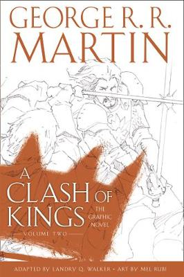 Clash of Kings: Graphic Novel, Volume Two, A
