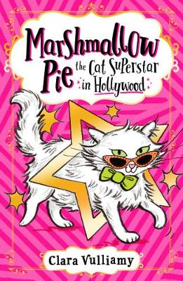 Marshmallow Pie The Cat Superstar in Hollywood