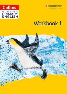 International Primary English Workbook: Stage 1
