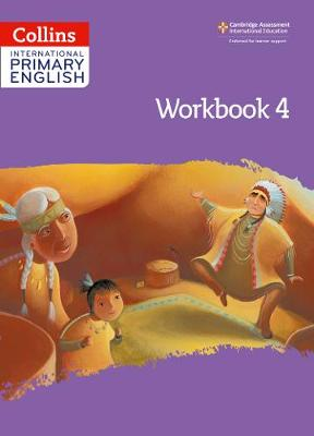 International Primary English Workbook: Stage 4