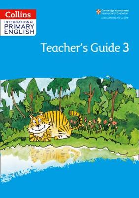 International Primary English Teacher's Guide: Stage 3