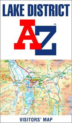Lake District A-Z Visitors' Map