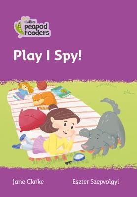 Level 1 – Play I Spy!