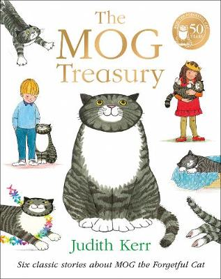 Mog Treasury, The: Six Classic Stories About Mog the Forgetful Cat