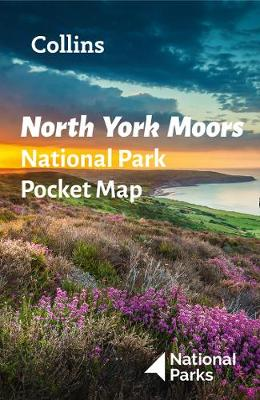 North York Moors National Park Pocket Map: The Perfect Guide to Explore This Area of Outstanding Natural Beauty