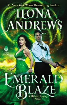 Emerald Blaze: A Hidden Legacy Novel