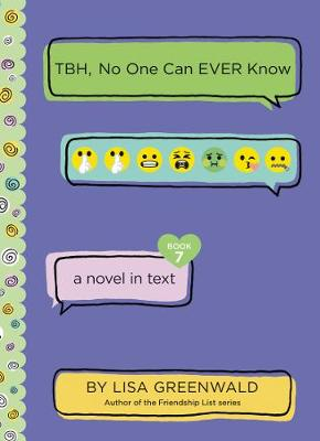 TBH #7: TBH, No One Can EVER Know
