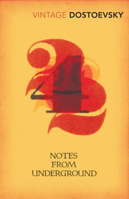 Notes From Underground: Translated by Richard Pevear & L...