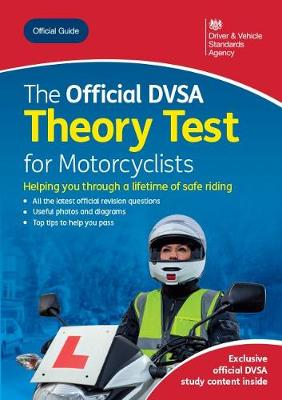 official DVSA theory test for motorcyclists, The