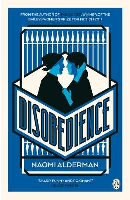 Disobedience: From the author of The Power, winner of the Ba...