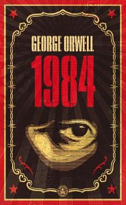1984: The dystopian classic reimagined with cover art by She...