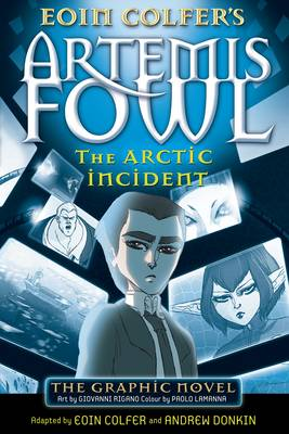 Arctic Incident, The: The Graphic Novel