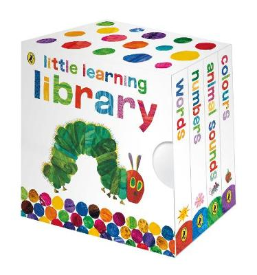 Very Hungry Caterpillar: Little Learning Library, The
