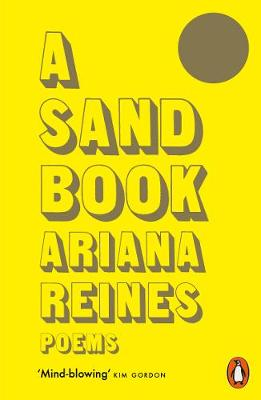 Sand Book, A by Ariana Reines
