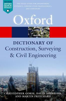 Dictionary of Construction, Surveying, and Civil Engineering, A