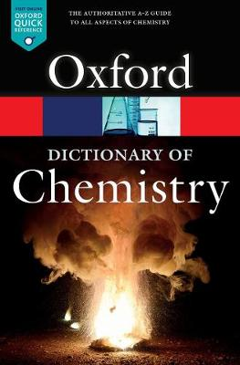 Dictionary of Chemistry, A