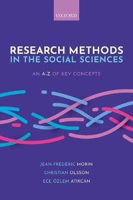 Research Methods in the Social Sciences: An A-Z of key conce...
