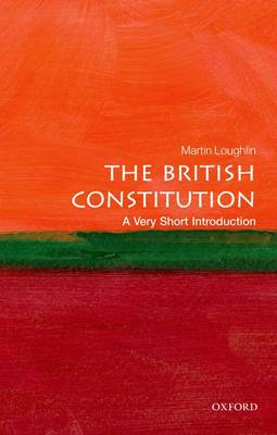 British Constitution: A Very Short Introduction, The