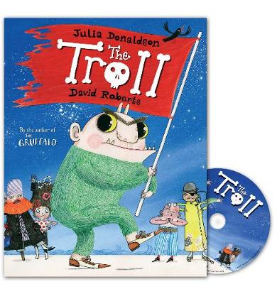 Troll Book and CD Pack, The