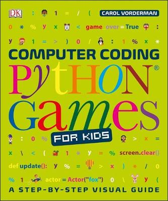 Computer Coding Python Games for Kids