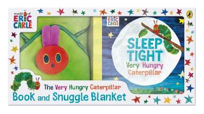 Very Hungry Caterpillar Book and Snuggle Blanket, The
