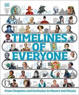 Timelines of Everyone: From Cleopatra and Confucius to Mozart and Malala