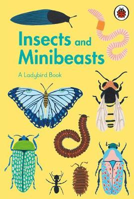 Ladybird Book: Insects and Minibeasts, A
