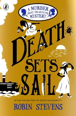 Signed Bookplate Edition: Death Sets Sail: A Murder Most Unladylike Mystery