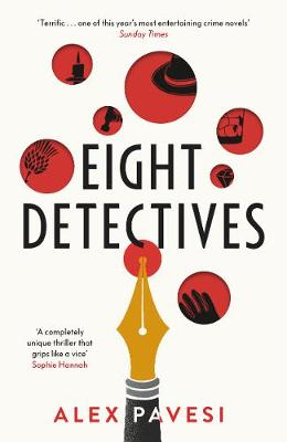 Eight Detectives: The Sunday Times Crime Book of the Month