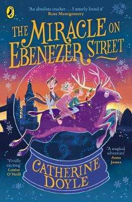 Miracle on Ebenezer Street, The: The perfect family adventure for Christmas