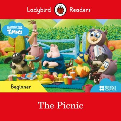 Ladybird Readers Beginner Level – Timmy Time: The Picn...