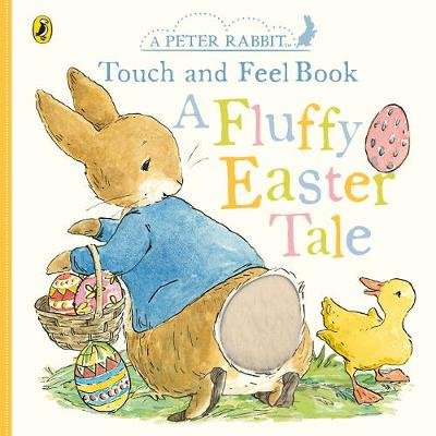 Peter Rabbit A Fluffy Easter Tale