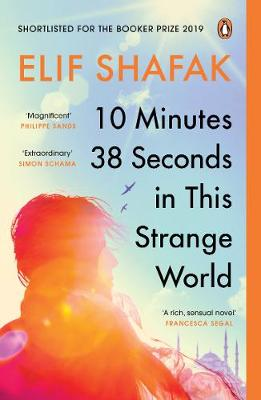 10 Minutes 38 Seconds in this Strange World: SHORTLISTED FOR...