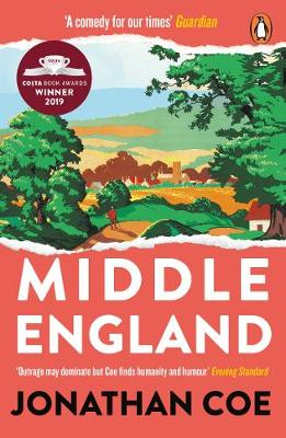 Middle England: Winner of the Costa Novel Award 2019